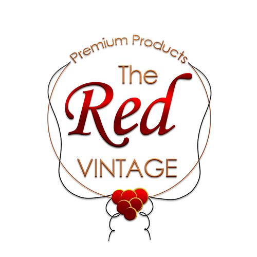 The Red Vintage Logo